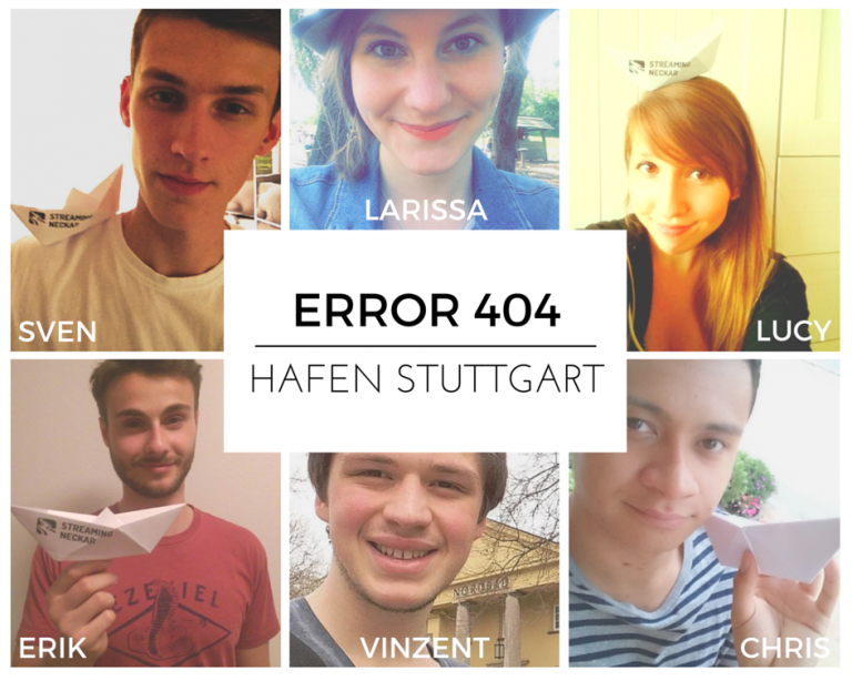 Error 404 Collage