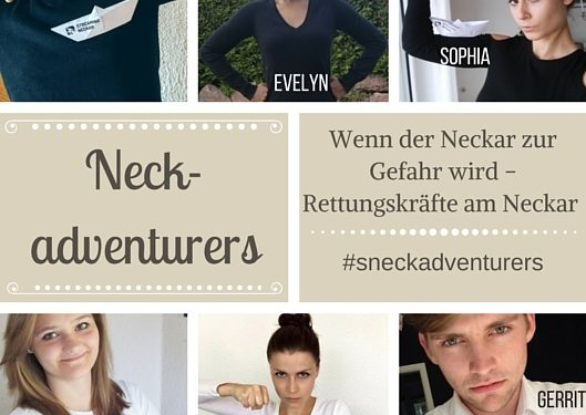 Neckadventurers Collage